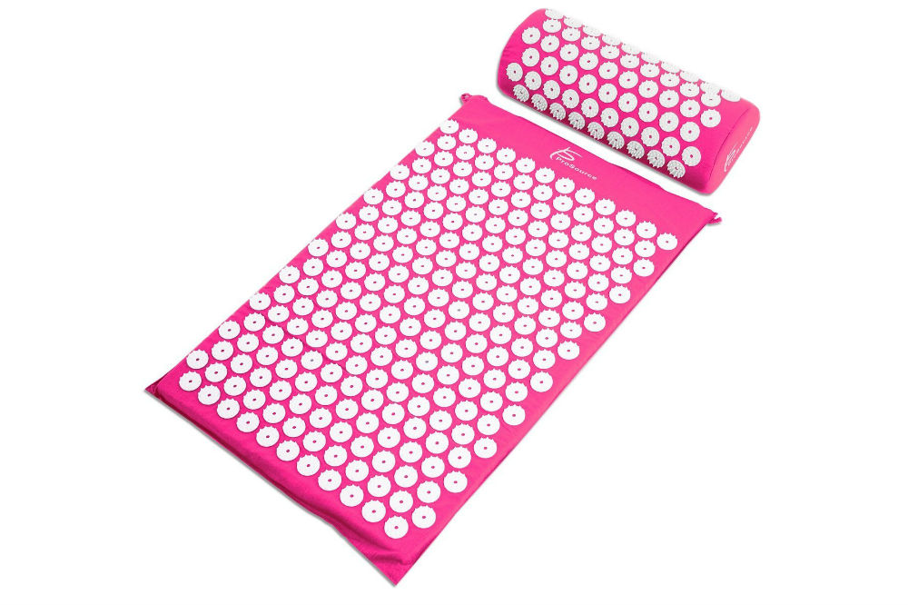 ProSource Acupressure Mat and Pillow Set Review